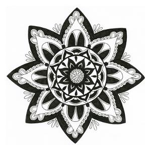 Yang Mandala by Pam Varacek