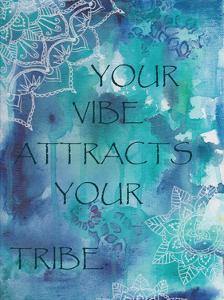 Your Vibe Attracts Your Tribe by Pam Varacek