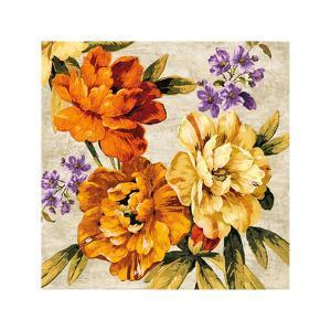 Brilliant Bloom I by Pamela Davis