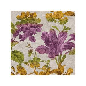 Full Bloom I by Pamela Davis