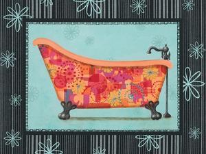 Retro Tub I by Pamela Desgrosellier