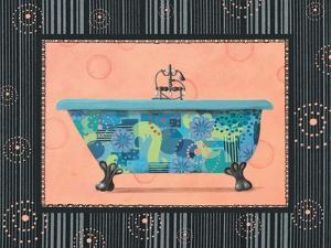 Retro Tub II by Pamela Desgrosellier
