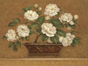 Camellia Tapestry by Pamela Gladding