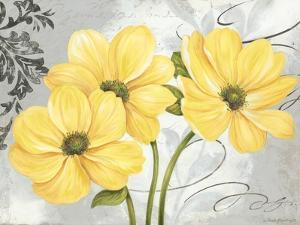 Colori Yellow I by Pamela Gladding
