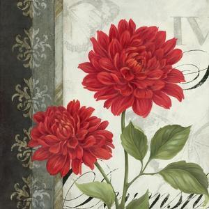 Etude en Rouge I by Pamela Gladding