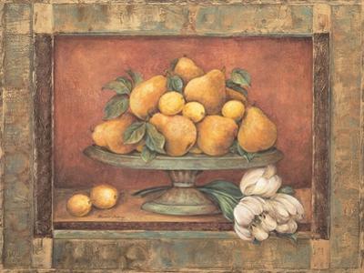 Florentine Pear by Pamela Gladding