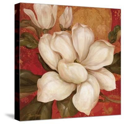 Magnolia on Red I