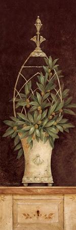 Olive Topiary II