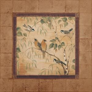 Outdoor Aviary II by Pamela Gladding