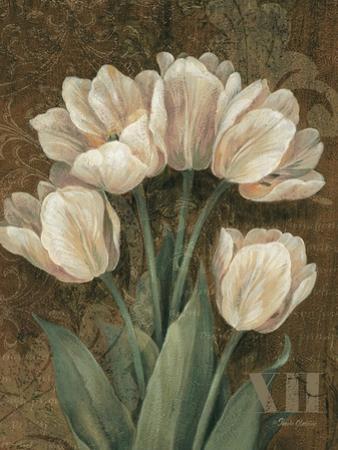 Petit Jardin Tulips by Pamela Gladding