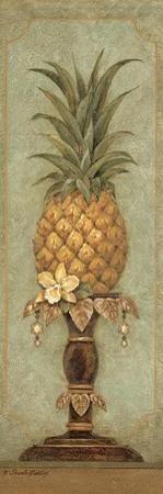 Pineapple and Pearls II by Pamela Gladding