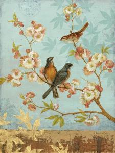 Robins & Blooms by Pamela Gladding