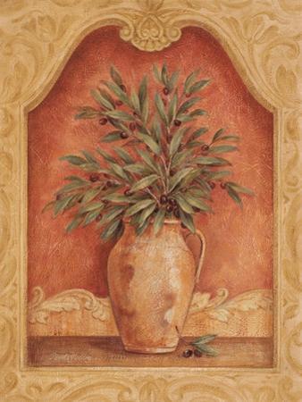 Sienna Fruit I by Pamela Gladding