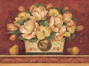 Tulip Tapestry by Pamela Gladding