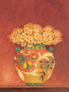 Tuscan Bouquet II by Pamela Gladding