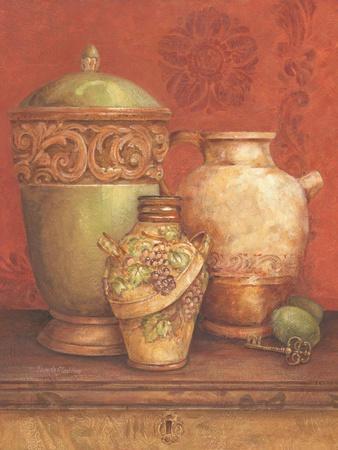 Tuscan Urns I