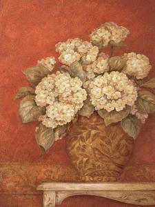 Villa Flora Hydrandeas by Pamela Gladding