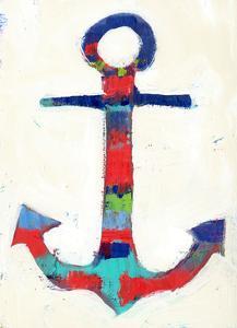 Anchor Stripe by Pamela J.