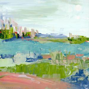 Abstract Vista by Pamela J. Wingard