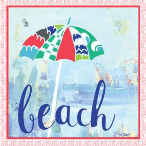 Beach by Pamela J. Wingard