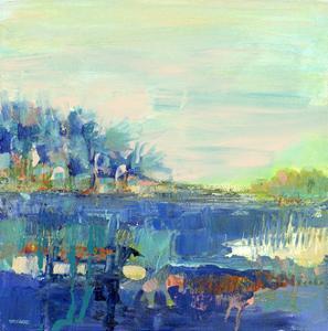 Blue Series Breathe by Pamela J. Wingard