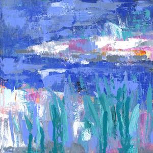 Blue Series Quiet by Pamela J. Wingard