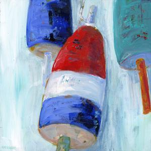 Boys Nautical Buoys by Pamela J. Wingard