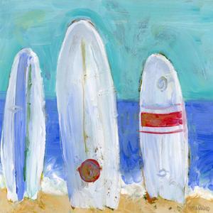 Boys Nautical Surfboards by Pamela J. Wingard