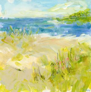 Coastal Morning by Pamela J. Wingard