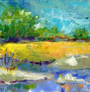 Fall Marsh by Pamela J. Wingard