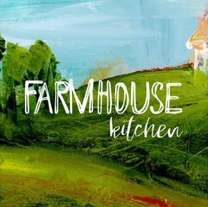 Farmhouse Kitchen by Pamela J. Wingard