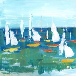 Just the Sea V by Pamela J. Wingard