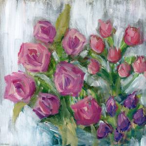 Spring I by Pamela J. Wingard