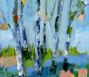 Walk in the Woods III by Pamela J. Wingard