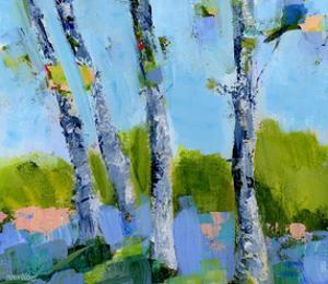 Walk in the Woods IV by Pamela J. Wingard