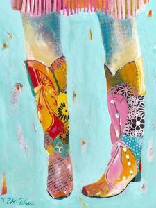 Cowgirl Boots by Pamela K. Beer