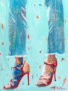 Red Heels by Pamela K. Beer