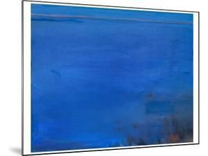 Blue Harbour, 2004 by Pamela Scott Wilkie