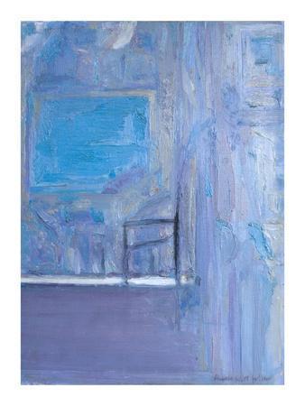 Blue Interior, 1998