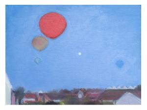 City Summer, 2006 by Pamela Scott Wilkie