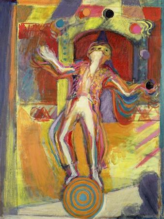 The Juggler, 1992