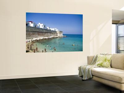 Beach on Summer Morning by Pamela Valente