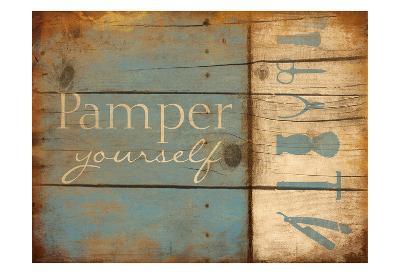 Pamper Yourself-Jace Grey-Art Print