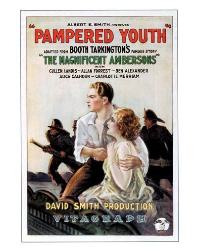 Pampered Youth - 1925--Giclee Print