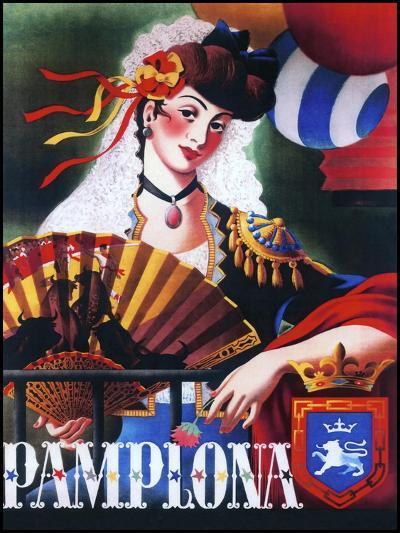 Pamplona XIII--Giclee Print