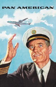 Pan Am American Captain