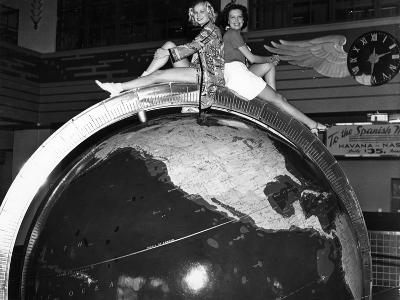 Pan Am Globe at Dinner Key, C.1935--Photographic Print