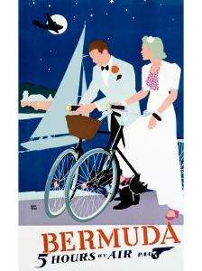 Pan American Airline to Bermuda