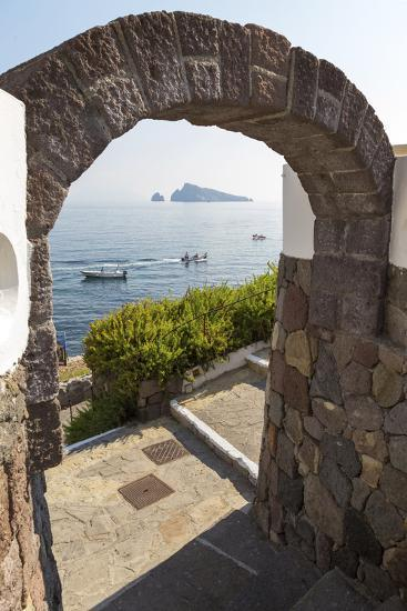 Panarea - the Door-Giuseppe Torre-Photographic Print