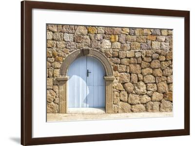 Panarea - the Wall-Giuseppe Torre-Framed Photographic Print